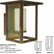 Arroyo Craftsman MEW Meredith Exterior Wall Mounted Lamp