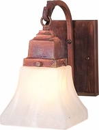 Arroyo Craftsman RB-1 Ruskin Wall Light Fixture