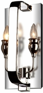 Artcraft AC10217 Gagetown Modern Chrome Wall Sconce Lighting