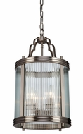 Artcraft AC10284 Bankroft Satin Nickel Entryway Light Fixture