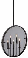 Artcraft AC10301OB Harbor Point Contemporary Oil Rubbed Bronze Drop Lighting Fixture