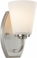 Artcraft AC10461BN Hudson Brushed Nickel Wall Lamp
