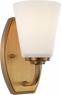 Artcraft AC10461VB Hudson Vintage Brass Wall Lighting