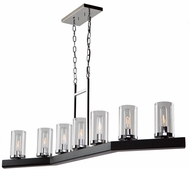 Artcraft AC10847DC Canyon Creek Contemporary Authentic Pine Island Light Fixture