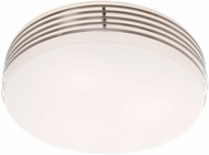 Artcraft AC2172 Chrome 16  Ceiling Lighting Fixture