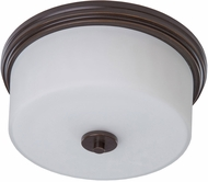 Artcraft AC2193OB Russell Hill Oil Rubbed Bronze Ceiling Light Fixture