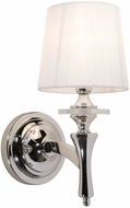 Artcraft AC3831 Contempra Chrome Wall Light Fixture