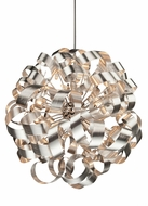 Artcraft AC602 Bel Air Modern Aluminum Halogen 34  Hanging Pendant Lighting