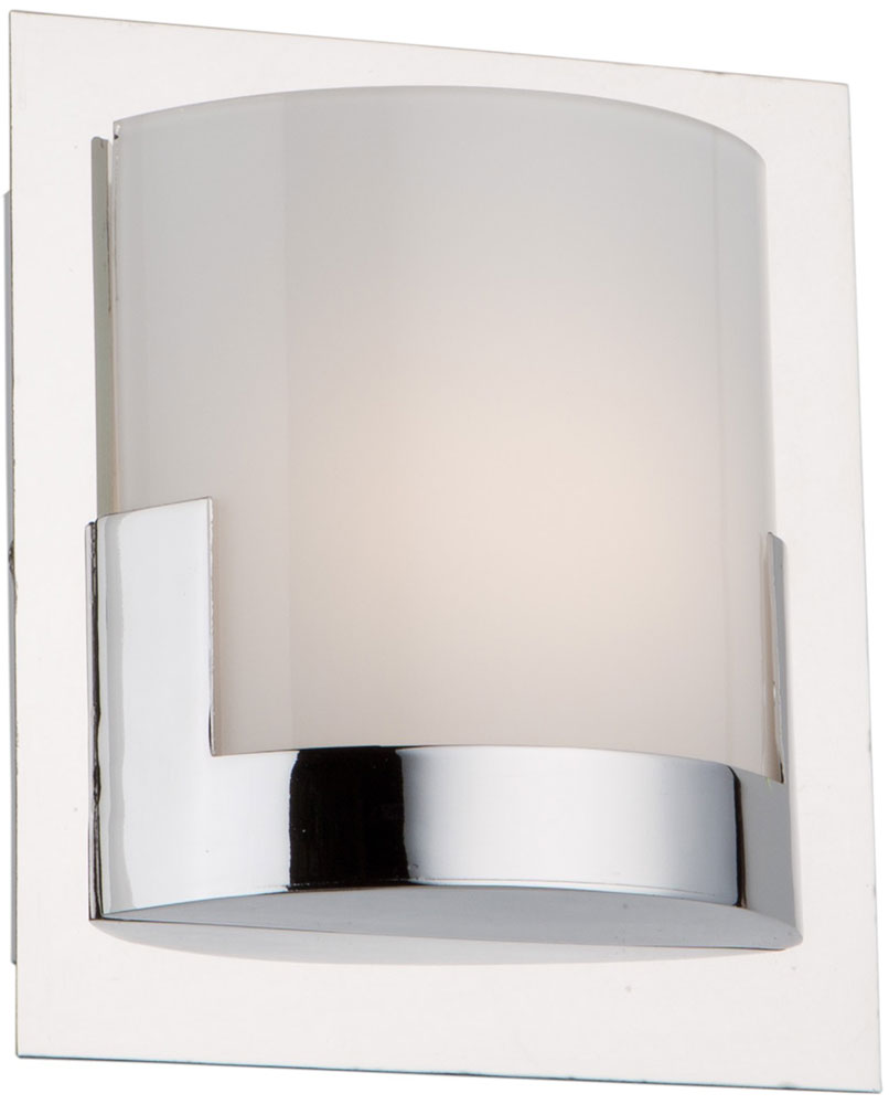 Modern Vanity Lighting Chrome : Artcraft AC7221CH Rialto Contemporary Chrome LED Bathroom Vanity Lighting - ART-AC7221CH