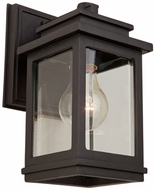 Artcraft AC8190ORB Fremont Oil Rubbed Bronze Outdoor Wall Sconce Lighting