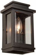 Artcraft AC8191ORB Fremont Oil Rubbed Bronze Outdoor Lighting Wall Sconce