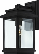 Artcraft AC8290BK Fremont Black Exterior Wall Lighting Fixture