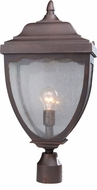Artcraft AC8923OB Oakridge Traditional Oil Rubbed Bronze Exterior Lamp Post Light Fixture