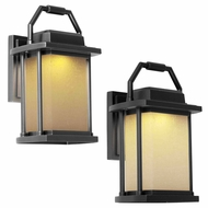 Artcraft AC9021 Lemans Traditional 11  Tall LED Exterior Lighting Wall Sconce