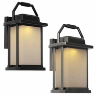 Artcraft AC9022 Lemans Traditional 8  Wide LED Exterior Wall Lighting Sconce