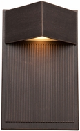 Artcraft AC9033OB Fontana Modern Oil Rubbed Bronze LED Outdoor Wall Mounted Lamp