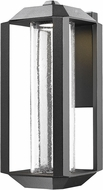 Artcraft AC9091BK Wexford Modern Black LED Outdoor Lighting Wall Sconce