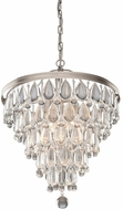 Artcraft CL15006 Pebble Contemporary Halogen Mini Chandelier Light