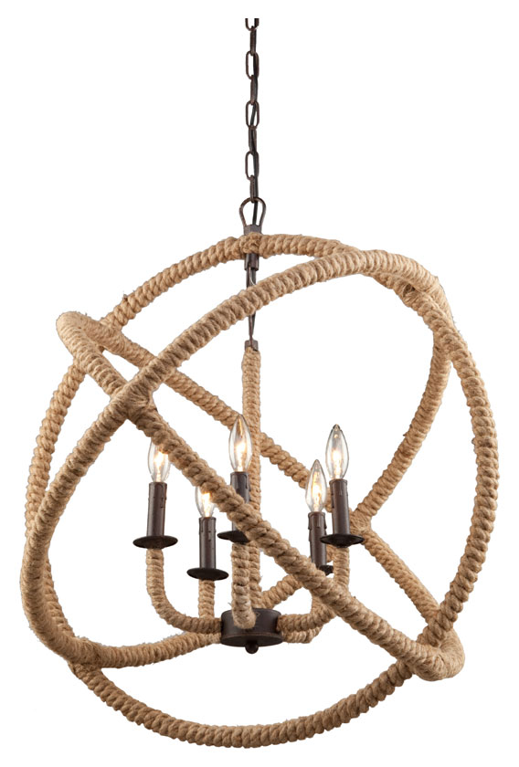 Artcraft CL275 Danbury Contemporary 30  Tall Ceiling Chandelier.  Loading zoom - Artcraft CL275 Danbury Contemporary 30