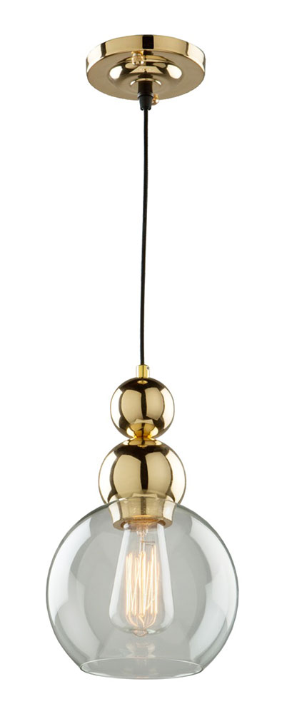 Perfect Artcraft JA14011GD Etobicoke Modern Gold Mini Pendant Light Fixture.  Loading Zoom