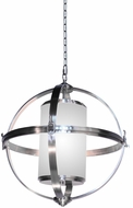 Artcraft SC13026BN Pharmacy Contemporary Brushed Nickel 30  Drop Ceiling Lighting