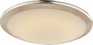Avenue Lighting HF1102-BN Cermack St. Contemporary Brushed Nickel LED 15  Ceiling Light Fixture