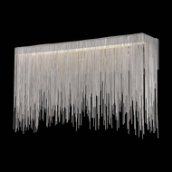 Avenue Lighting HF1211-CH-LED Fountain Blvd. Contemporary Chrome LED 22  Lighting For Bathroom