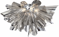 Avenue Lighting HF1304-CH Bowery Lane Contemporary Chrome Halogen Ceiling Light