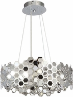 Avenue Lighting HF1712-CH Lexington Ave. Modern Chrome LED Pendant Lamp