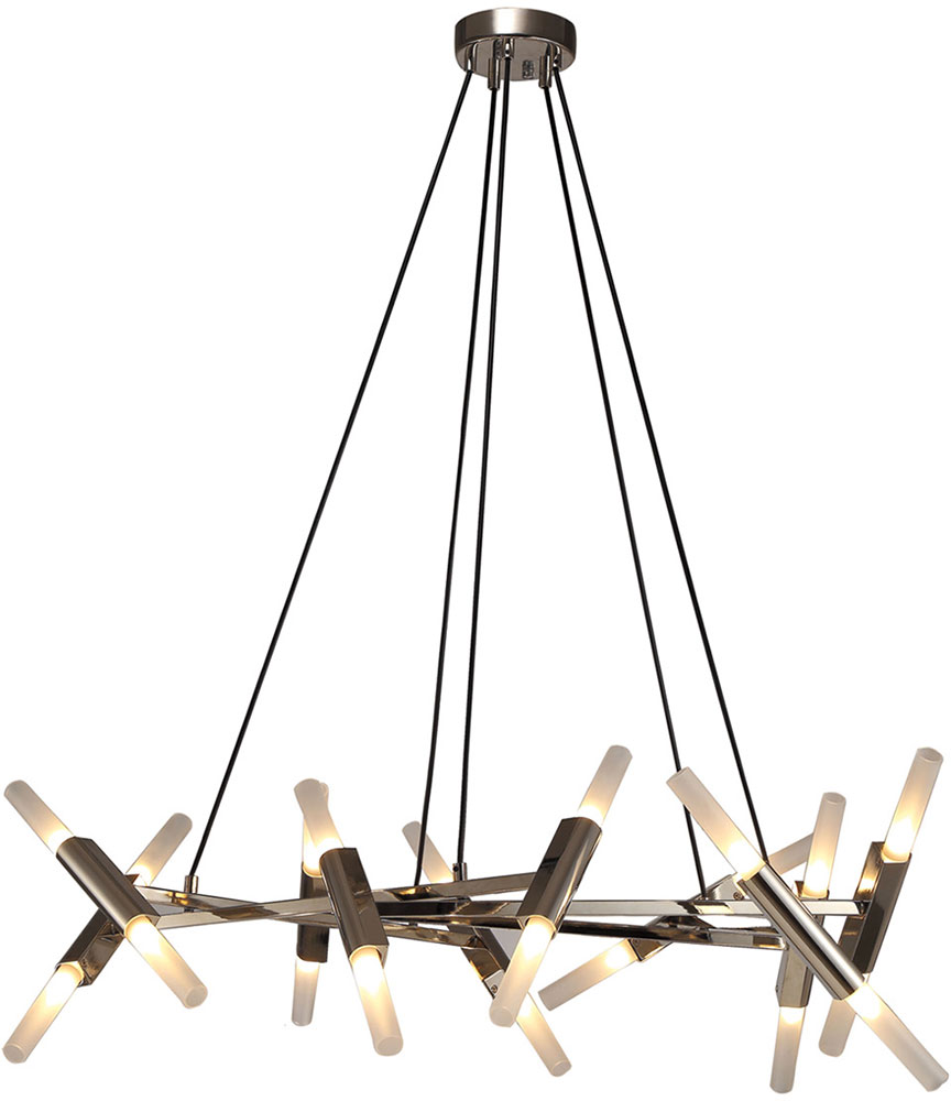 Avenue lighting hf6020 pn manhattan ave modern polished nickel avenue lighting hf6020 pn manhattan ave modern polished nickel halogen chandelier light loading zoom arubaitofo Image collections