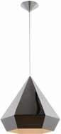 Avenue Lighting HF9115-CH Doheny Ave. Modern Chrome Ceiling Pendant Light