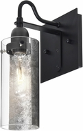 Besa 1WG-DUKESF-BK Duke Modern Black Wall Lighting
