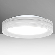 Besa PELLA16KRC-LED Pella Chalk LED Flush Mount Lighting