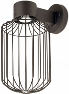 Besa SULTANA-C-WALL-LED-BR Sultana Contemporary Bronze LED Wall Sconce Lighting