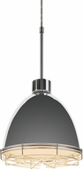 Bruck 113905-WIRE Classic Contemporary Aluminum LED Line Voltage Mini Drop Ceiling Lighting