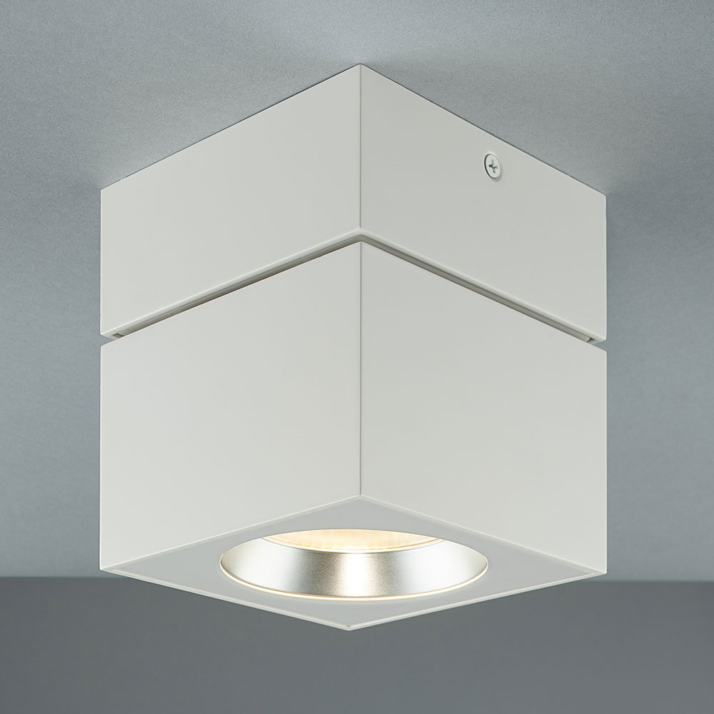 Bruck 138230 Surface Mount Square Modern LED Ceiling Lighting. Loading Zoom