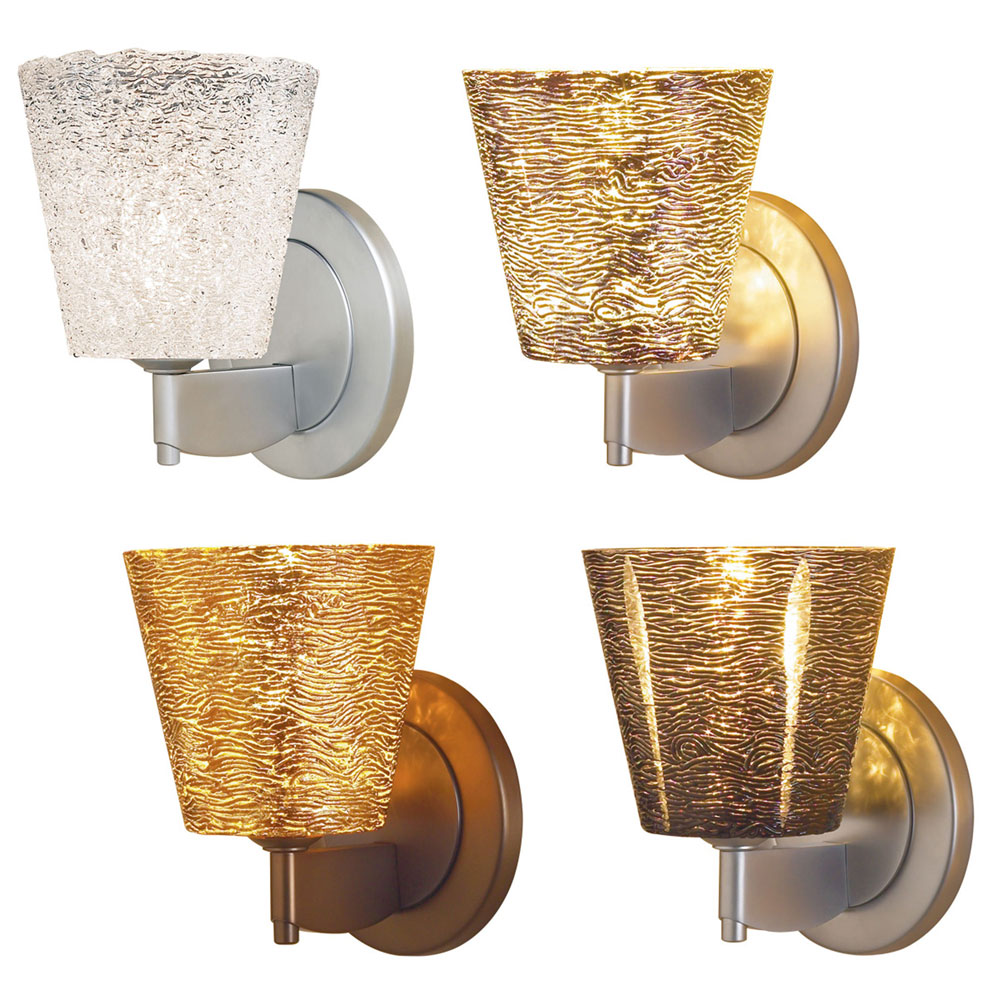 Wall Sconces With Bling : Bruck Bling I Modern 3