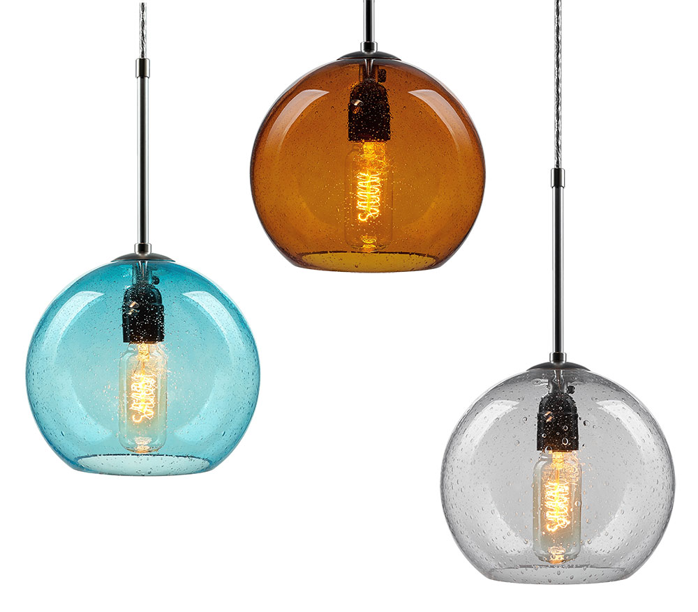 Bruck Bobo Contemporary Mini Pendant Light Fixture Loading Zoom