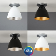 Bruck Cleo Contemporary LED Flush Lighting