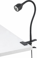 Cal BO-2603CL-DB Gooseneck Contemporary Oil Rubbed Bronze LED Desk Lamp