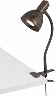 Cal BO-2605CL-RU Gooseneck Modern Rust LED Craft Lamp