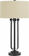 Cal BO-2739TB Foggia Oil Rubbed Bronze Table Light
