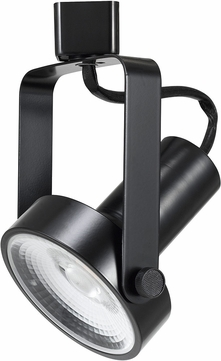 Cal HT-120-BK Modern Black LED Track Lighting Ceiling Lighting