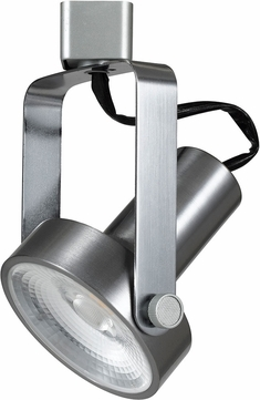 Cal HT-120-BS Contemporary Brushed Steel LED Track Light Ceiling Light
