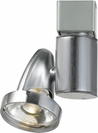 Cal HT-808-BS Contemporary Brushed Steel LED Home Track Lighting Head