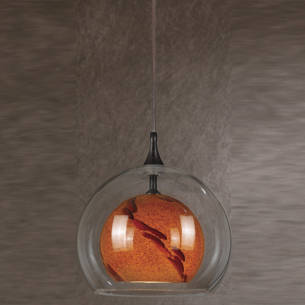 cal pnl 1050 6 contemporary low voltage clear u0026 amber spot glass