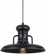 Cal UP-1110-6-DB Winterset Nautical Dark Bronze Hanging Light