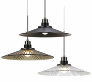 Cal UPL-715 Nautical Dimmable LED Mini Pendant Lighting
