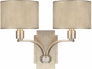 Capital Lighting 1027WG-410 Luna Winter Gold Wall Lighting