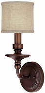 Capital Lighting 1231BB-450 Midtown Burnished Bronze Wall Lighting Fixture